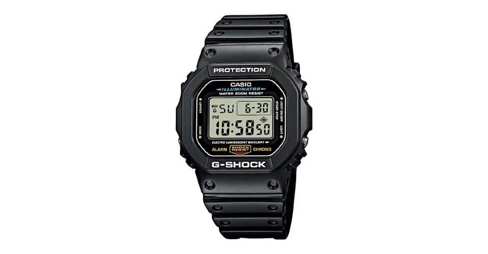 Zegarek Casio G-Shock Standard Digital DW-5600E-1VZ