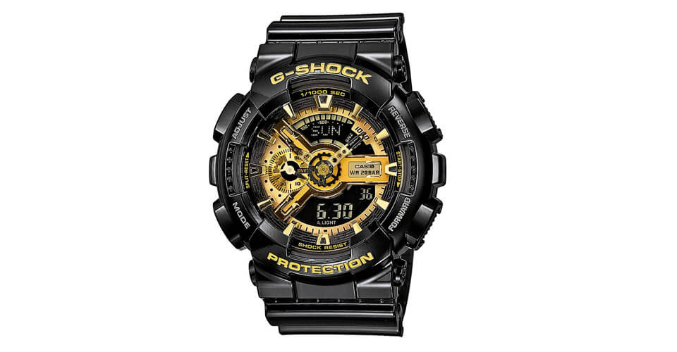 Zegarek Casio G-Shock Special Color GA-110GB-1AER