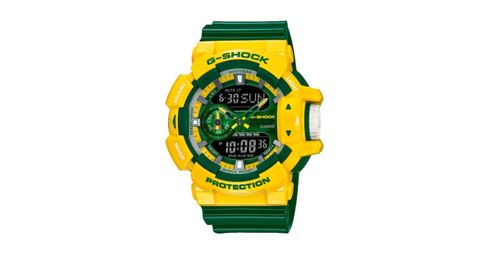 Casio G-Shock Standard Analog-Digital GA-400CS-9AER