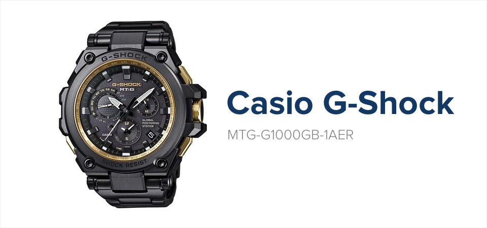 Zegarek Apokalipsa Zomie - Casio G-Shock MTG