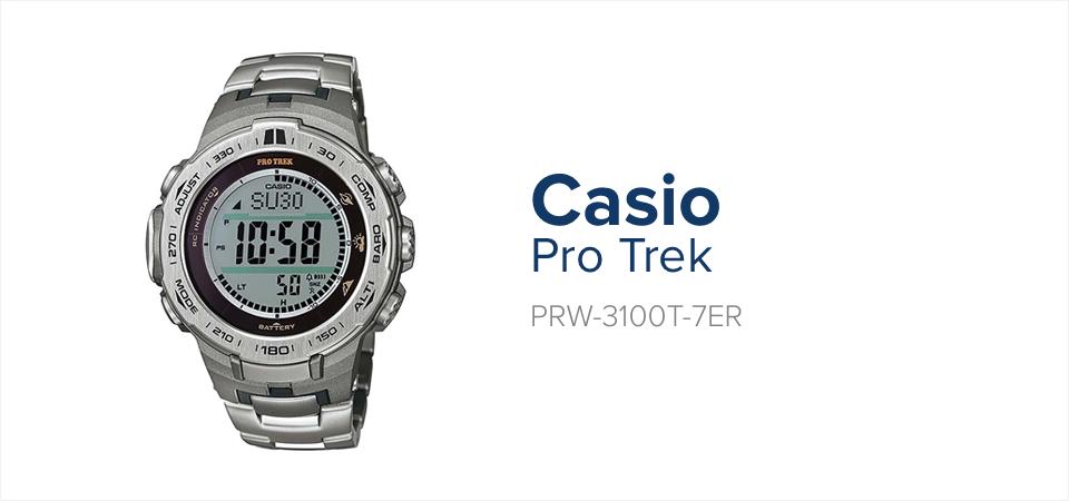 Zegarek Apokalipsa Zombie - Casio ProTrek