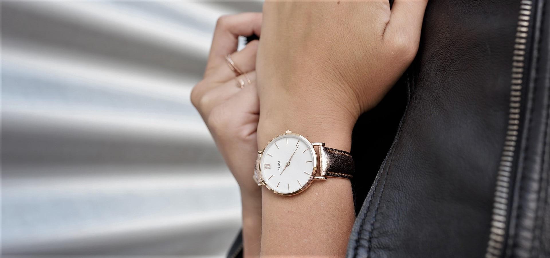 Cluse - promocja 15% na zegarki Cluse