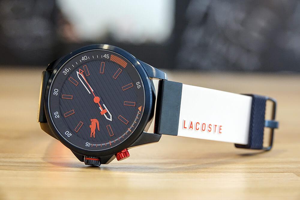 męski zegarek Lacoste