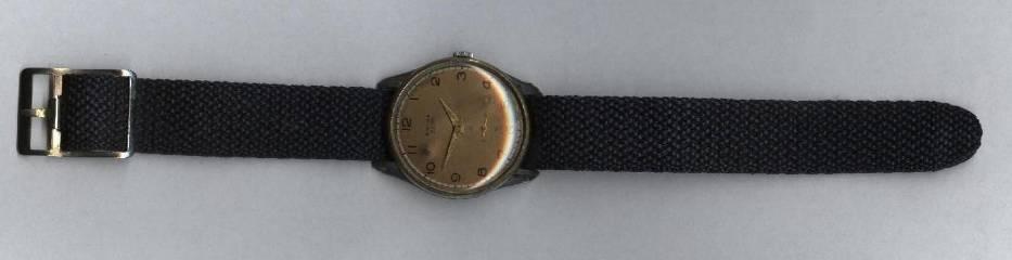 Zegarek Ancre z czasów II wojny światowej