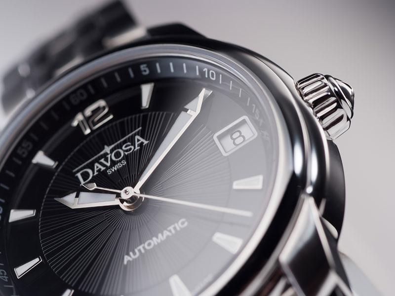Zegarek szefowej - Zegarki dla kobiet z klasą - Davosa