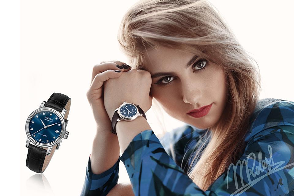 Zegarek Damski Doxa - Zegarek szefowej