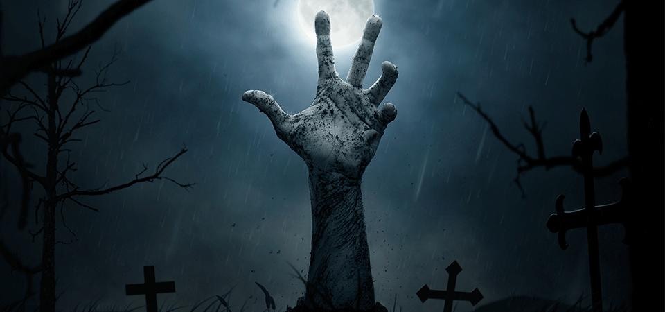 zombie zegarki